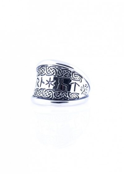 Jernhest Balder Ring in the group Men / Accessories / Jewelry at Sivletto - Skylark AB (RBr18100)