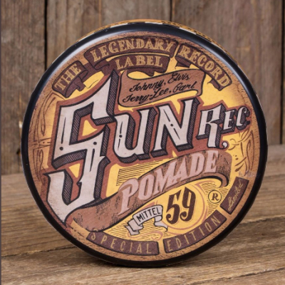 Schmiere - Special Edition medium - Sun Records  in the group Grooming / Pomade, oil based at Sivletto - Skylark AB (RUM543)
