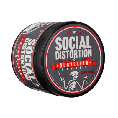 Suavecito x Social Distortion Limited Original Pomade in the group Hair and skincare / Pomade at Sivletto (SUA-929)