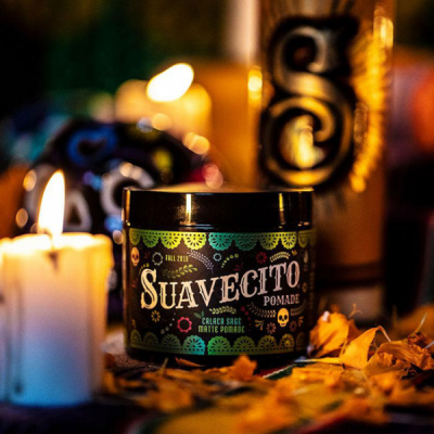Suavecito Fall Pomade Matte LTD 2019 in the group Hair and skincare / Pomade / Water soluble pomade at Sivletto - Skylark AB (SUA-958)