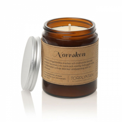 Torplyktan Norrsken doftljus in the group Hair and skincare / Face & Body / Home fragrance at Sivletto - Skylark AB (TL2)
