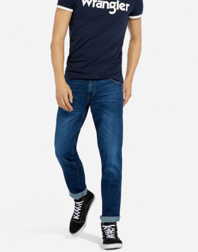 Wrangler Greensboro For Real in the group Denim / Jeans at Sivletto - Skylark AB (W15QCJ027)