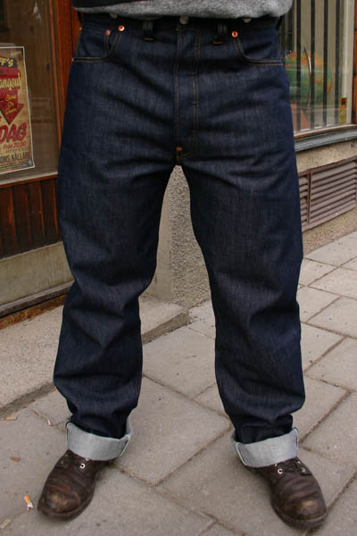 LVC 1933 501 Jeans Rigid in the group Denim / Jeans at Sivletto (W2443)
