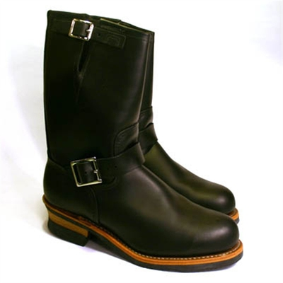 Red Wing Style No. 2268 Black Chrome Engineer in the group Made in USA at Sivletto (W2654)
