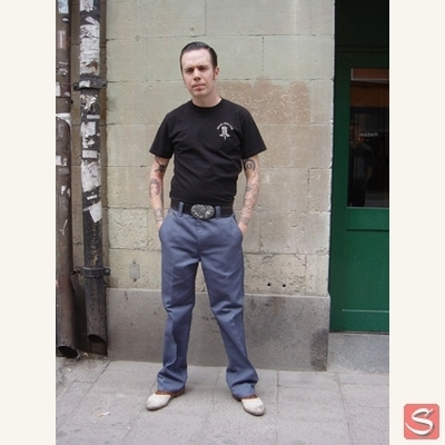 Pace Service pants in the group Clearance / Men / Pants at Sivletto (W2728)