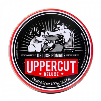 Uppercut Deluxe Pomade in the group Hair and skincare / Pomade at Sivletto - Skylark AB (W3031)