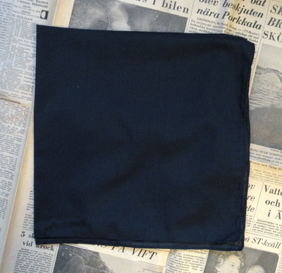 Sivletto Navy Bandana in the group Men / Accessories at Sivletto (W3267)