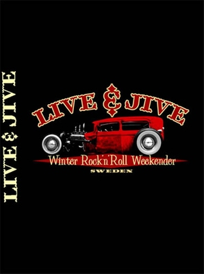 Live & Jive DVD in the group Misc / DVD / Culture/Lifestyle at Sivletto (W5992)