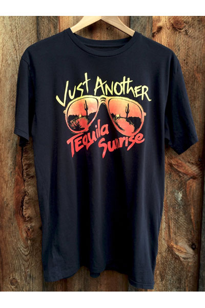 Bandit Brand Tequila Sunrise Mens Tee in the group Men / T-shirts at Sivletto - Skylark AB (bb6)