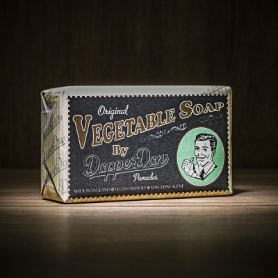 Dapper Dan Vegetable Soap in the group Hair and skincare / Face & Body / Soap at Sivletto - Skylark AB (dd-vegetable-soap)