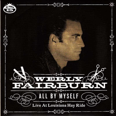 Werly Fairburn - All By Myself (EP) in the group Misc / Music / Vinyl at Sivletto (et15005)