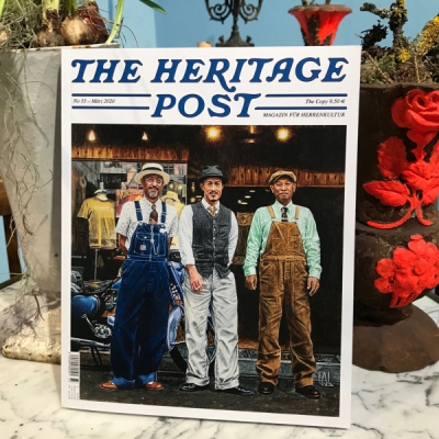 Heritage Post issue 33 English edition in the group Magazines at Sivletto - Skylark AB (hp-33)