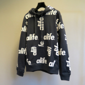 Alife Core Allover Eclipse Blue