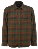 Dickies Cooperstown Shirt Green
