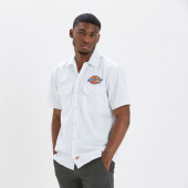 Dickies Clintondale shirt white