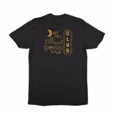 Brixton Nocturnal Tee Black