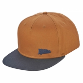 Dickies Murrysville Snapback Cap Brown Duck