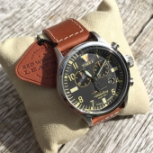 Timex x Red Wing The Waterbury Chronograph