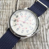Timex Waterbury United Stainless Steel Cream D