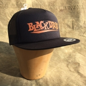 Blackdays Orange Logo Trucker Cap