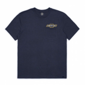 Brixton Chevy Collaboration Bowtie S/S Pocket Deluxe navy
