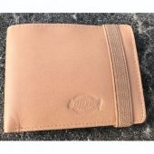 Dickies Wilburn wallet natural