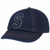 Stetson Short Brim Denim Cap