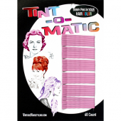 Tint-o-Matic Bobby Pins Flamingo pink