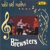 The Brewsters - Solid Tail Wailers Four e.p.