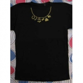 Necklace tee