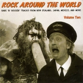 Rock Around The World Volume Two
