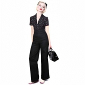 Collectif Franky swing trousers