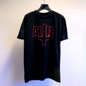 Alife The Unholy Tee Jet Black