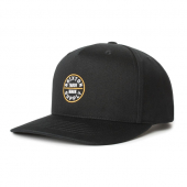 Brixton Oath 110 MP Snapback Black/Gold