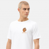 Dickies Schriever Tiger T-shirt White