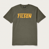 Filson Outfitter Graphic Tee Otter Green