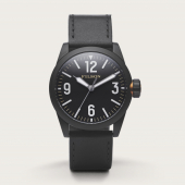 Filson Field Watch Black/Black