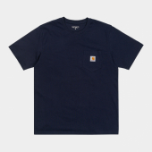 Carhartt Pocket Tee Dark Navy