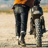 Iron & Resin Enduro Jeans