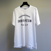Iron & Resin Alliance Tee White