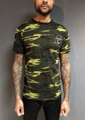 Jernhest Patch Camo Tee
