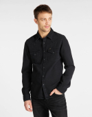 Lee Western Shirt Black