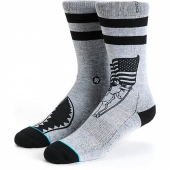 Stance Spirit Gray Socks