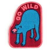 Mokuyobi Go wild patch