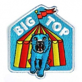 Mokuyobi Big top patch