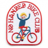 Mokuyobi No handed bike patch