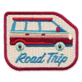 Mokuyobi Road trip patch