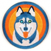 Mokuyobi Husky Patch