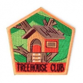 Mokuyobi Treehouse club patch