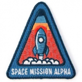 Mokuyobi Space mission patch